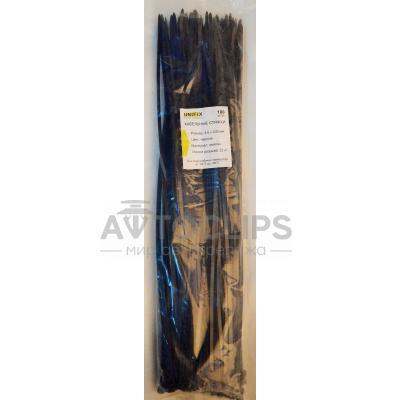Стяжки кабельные 4,6х430 мм. черные