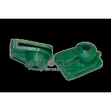 SH 14 Пистон внутренней обшивки / самореза / Ø4,2 зеленый, Ø4,8 красный Fiat / Skoda Felicia / ВАЗ 2101-2109