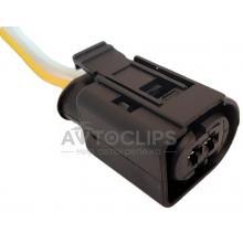 RPS 3380 ВАЗ 1118 Калина 1-967412-2 разъем реле генератора