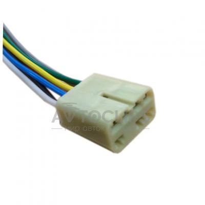 RP12 Разъем кнопки стеклоподъемника  ВАЗ 2108-099, выключателя  аварийной сигнал. 2170–2172
