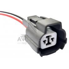 RP339 Разъем 2-х контактный серии 2мм аналог SUMITOMO 6189-0129 для сигнала Daewoo Lanos для блока розжига Mitsubishi