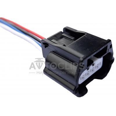 RP1022 Разъем Nissan 7283-8853-30 ДМРВ серии 0,6 мм 4-конт