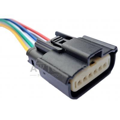 RP1027 Разъем Molex 334710601 серии 1,2мм 6-конт