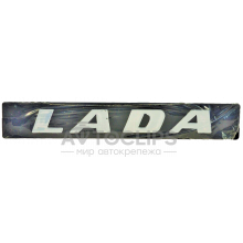 Эмблема на крышку багажника ВАЗ 2108, 09 LADA