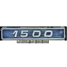 Эмблема малая на заднее крыло ВАЗ 2105, 07 / крышку багажника ВАЗ 2108, 09 1500