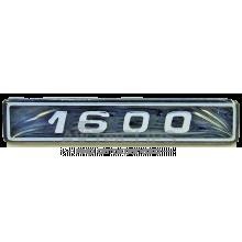 Эмблема малая на заднее крыло ВАЗ 2105, 07 / крышку багажника ВАЗ 2108, 09 1600