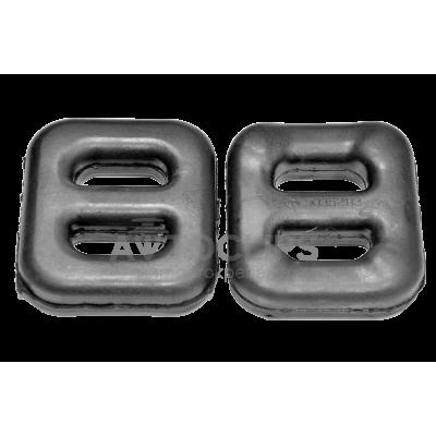 Подушка крепления глушителя NEXIA (квадрат)
