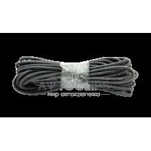 Гофра проводки разрезная Ø 3mm. (10м)