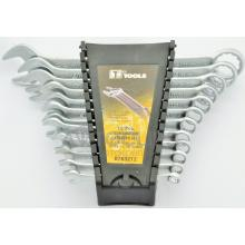 Ключи рожково-накидные Tools 12 шт. 6-14/17/19/22 mm.