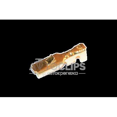 Клемма гнездовая (мама) серии 2,8 мм. под кабель 0,5-1 мм.