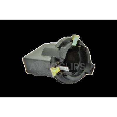PN5 Патрон под лампу 12V3W (ВА9s) в панель приборов ВАЗ 2101,03,06 / 2410 цоколь