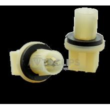 PN22 Патрон 2-конт. бесцок. иномар. (стекловолокно) под лампу W5W