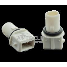 PN23 Патрон лампы W5W RENAULT / IVECO / DAF / VOLVO 2-конт. бесцок.