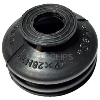 N24 Пыльник (12x28x21) шаровой опоры, рулевой тяги универсальный