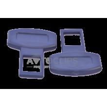Заглушка (обманка) ремня безопасности пластик