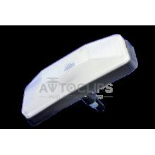 Повторитель поворота ВАЗ 2106, 03 белый винт