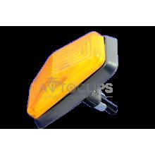 Повторитель поворота ВАЗ 2105, 07 желтый винт