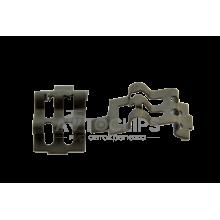 Скоба троса печки (сеточка) ВАЗ 2108